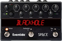 Eventide Space Reverb & Beyond Stompbox