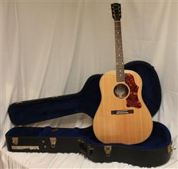Gibson J-35 Slope Shoulder Dreadnought Acoustic-Electric Guitar - Antique Natural (2013)
