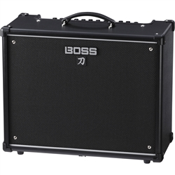 Boss Katana KTN-100 100W 1x12 Guitar Combo Amplifier - Black